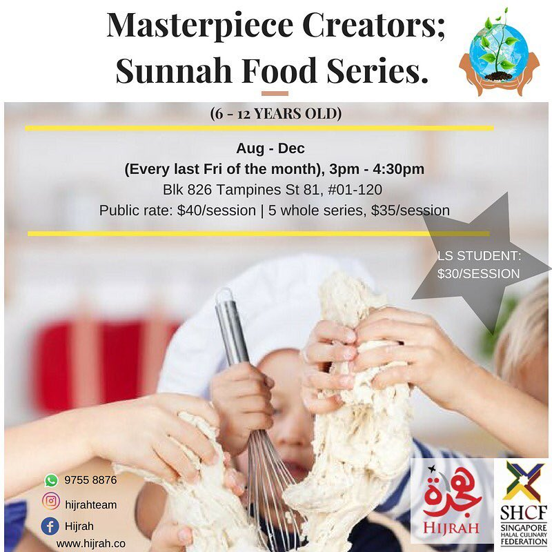 Masterpiece Food Series